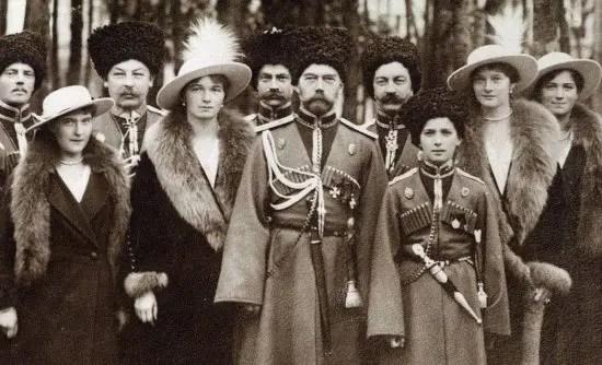 Nadie lloró el fusilamiento de la familia real