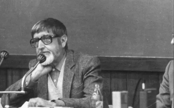 Manuel Sacristán: la concepción marxista del mundo