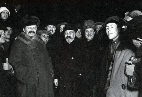 Descubrimiento histórico de manuscritos de la Oposición de Izquierda de principios de la década de 1930