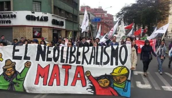 Restauración neoliberal en América Latina