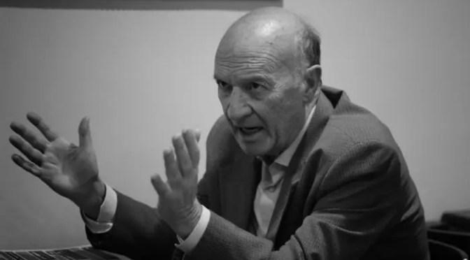 Domenico Losurdo: Los crecientes peligros de guerra y la dispersa izquierda occidental