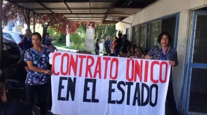 A poner fin a la precariedad y unificar a los  trabajadores del Estado