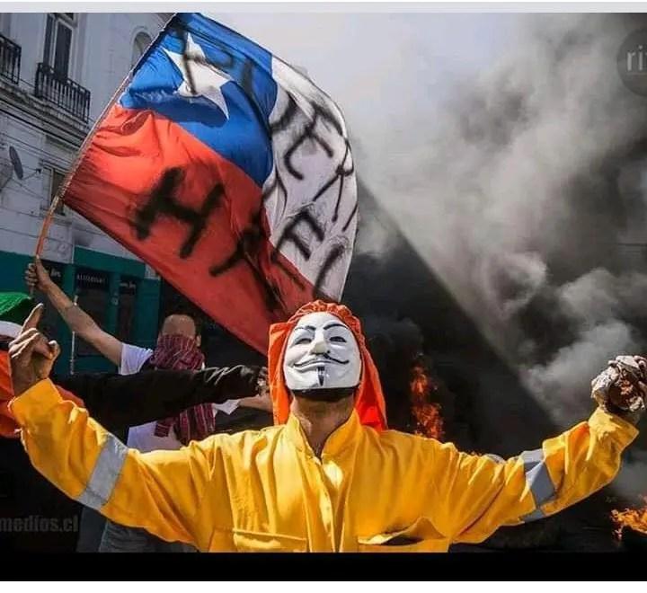 En la lucha contra Piñera, los portuarios marcan el camino al conjunto de la izquierda