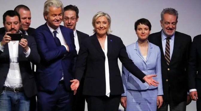 Unión Europea ¿La bandera del europeísmo para frenar a la extrema derecha?