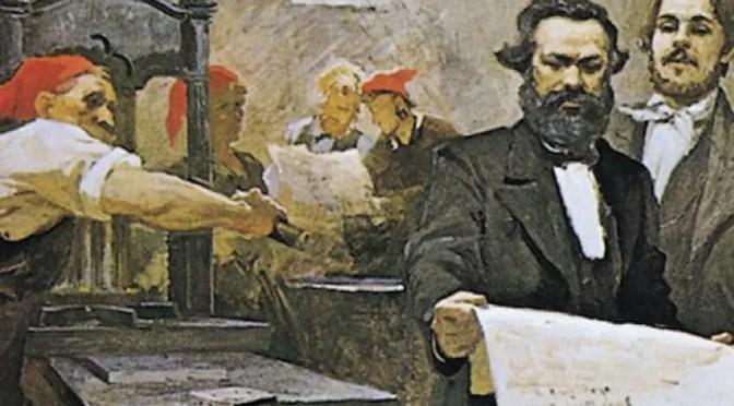 Marx y Engels: Manifiesto Comunista. Prólogo a la edición rusa de 1882