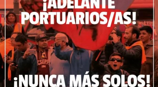 Se inicia tercera semana de Huelga en Valparaíso