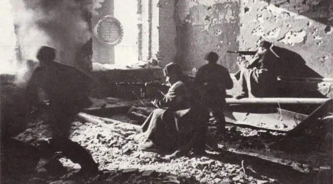 Pablo Neruda: Nuevo canto de amor a Stalingrado