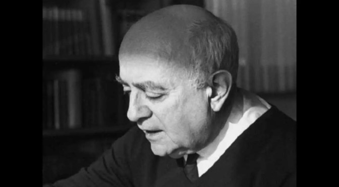 Theodor W. Adorno: La educación después de Auschwitz