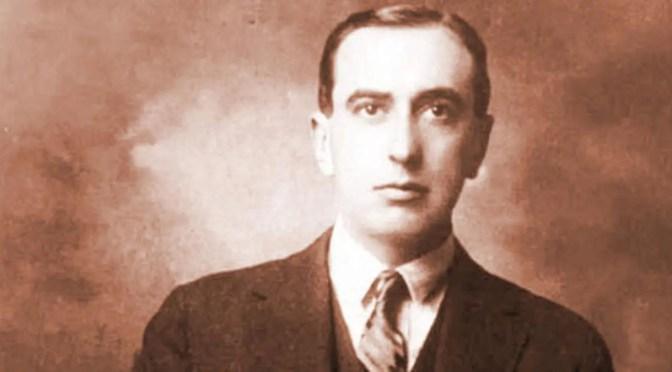 Poema de Vicente Huidobro: Altazor (prefacio)