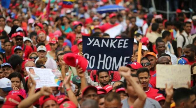 Venezuela: sólo el proletariado y la mayoría nacional oprimida pueden derrotar la contrarrevolución