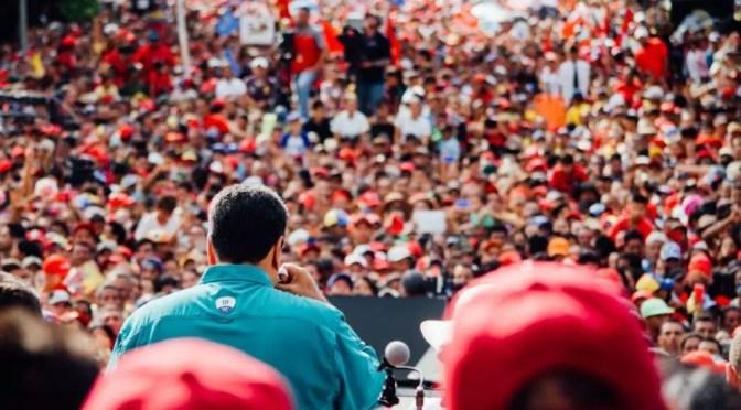 Un nuevo 23 de enero en la historia política de Venezuela