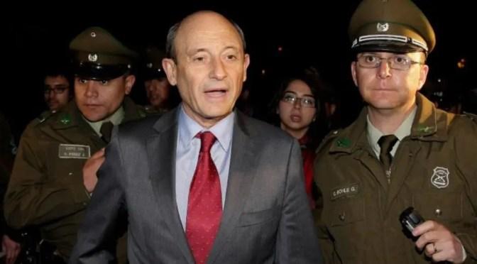 """El torturador Juan Emilio Cheyre preso por caso """"Caravana de la Muerte"""""""