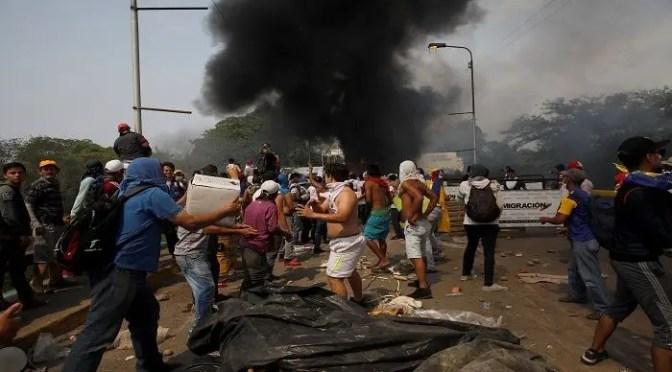 El fracaso de la agresión a Venezuela