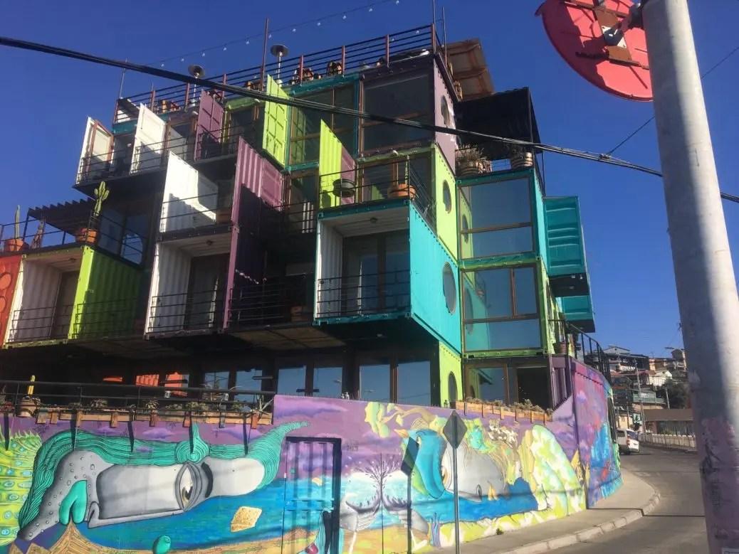 Hotel Winebox: el vecino prepotente en Valparaíso que exige impunidad