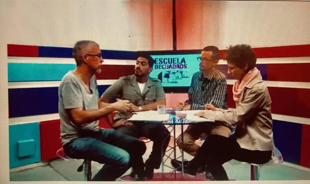 """Escuela de Cuadros: """"Clase, partido y dirección"""" de Trotsky"""