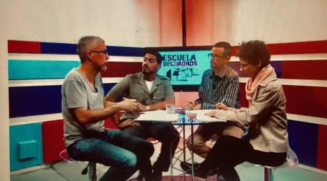 Escuela de Cuadros: «Clase, partido y dirección» de Trotsky