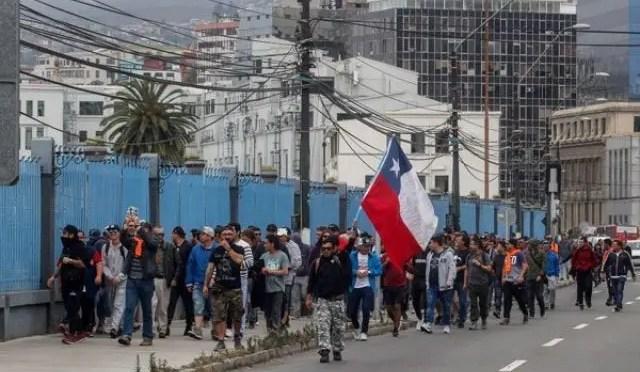 Valparaíso: Portuarios presentan denuncia por incumplimiento de acuerdos alcanzados con Von Appen