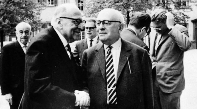 Max Horkheimer & Theodor Adorno: Dialéctica del Iluminismo