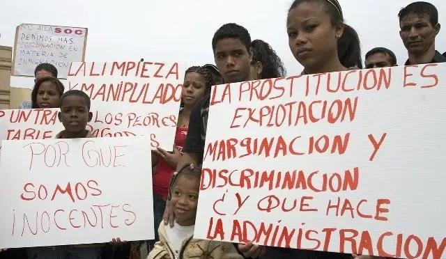 ¿por qué los marxistas nos oponemos a la prostitución?