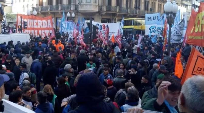 Argentina:  Socialismo Revolucionario llama a votar  en las  P.A.S.O. santafesinas, criticamente votamos al F.I.T.