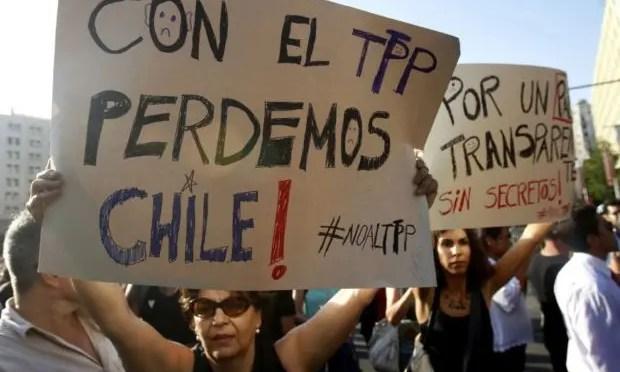 Organizaciones ciudadanas contra el TPP11 hacen un llamado a emplazar a los diputados para rechazar la ratificación del tratado.