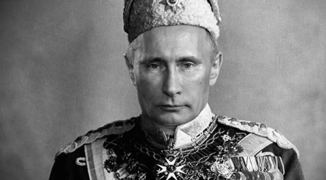 La construcción de Vladimir Putin