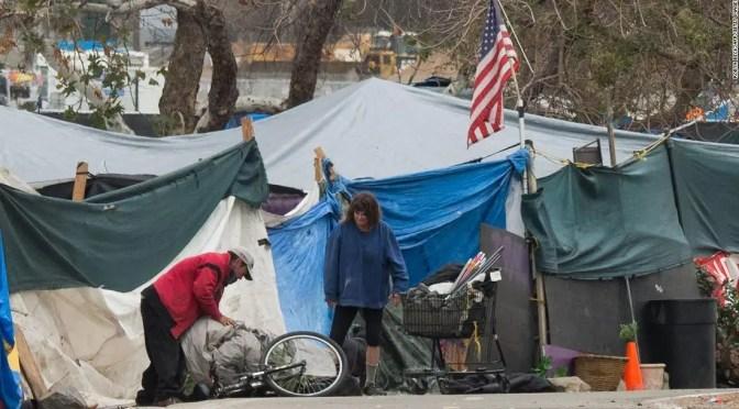EE.UU. de Trump: Crecen la desigualdad y el riesgo sistémico