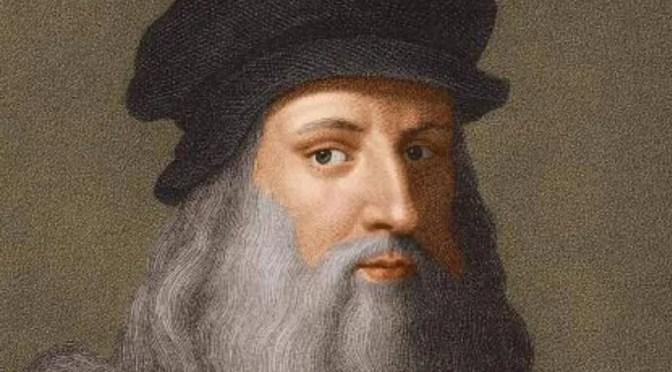 Leonardo da Vinci: artista, pensador y revolucionario