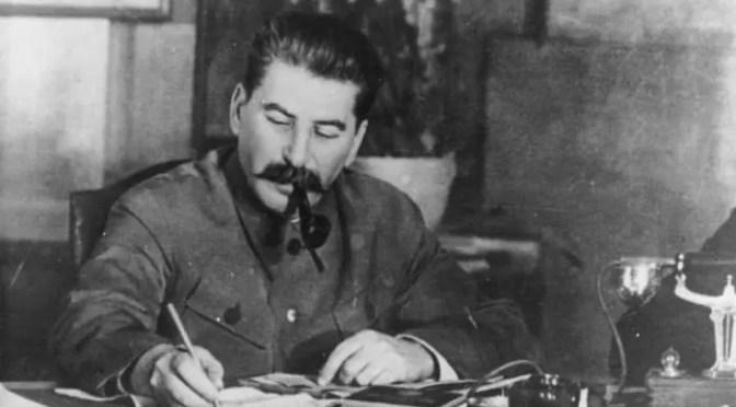 Carta a Stalin: ¿Puede un homosexual ser miembro del Partido Comunista?