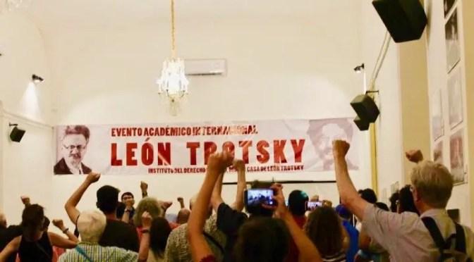 """Entrevista a Frank García Hernández """"En Cuba nos faltaba Trotsky para comprender lo que pasó en la Unión Soviética"""""""