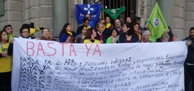 Instructivo para la Jornada de Indignación y Rechazo del 30 de mayo: ¡Basta de abusos y corrupción!