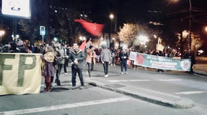 Masivo cacerolazo consolida el derrumbe de Piñera y plantea la necesidad de un plan de lucha por un gran Paro Nacional