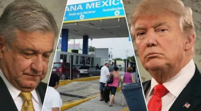 México El catastrófico acuerdo de AMLO con Trump