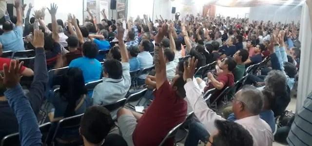 La huelga se extiende: trabajadores de Chuquicamata rechazan oferta de Codelco