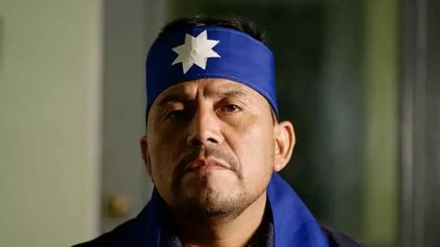 Cobardes acciones de intimidación y amedrentamiento contra la familia del logko Alberto Curamil