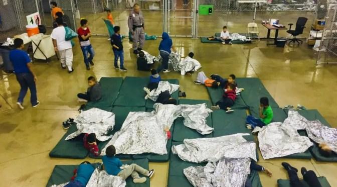 De esto no informa Bachelet: inhumanos Campos de Concentración para inmigrantes en EEUU
