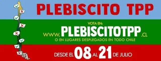 #plebiscitotpp11: última semana para participar y crear puntos de votación
