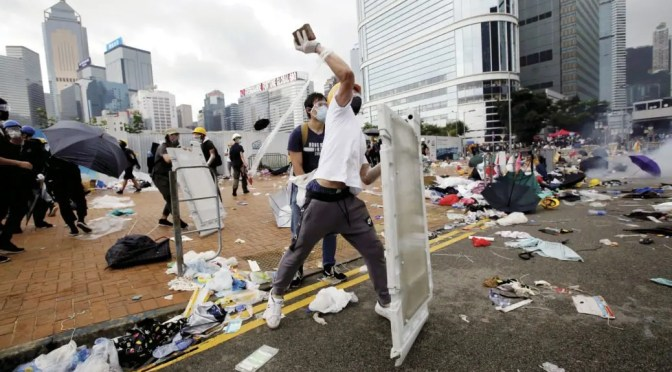Cómo luchar por los derechos democráticos en Hong Kong