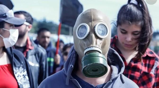 Contaminación de cultivos agrícolas en Puchuncaví: una nueva vulneración a los DDHH