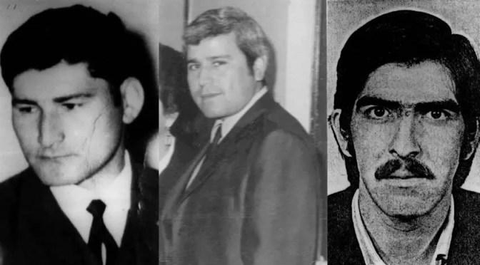 Ceferino Santis, Luis Norambuena y Gustavo Farías fueron lanzados vivos al mar por Krassnoff