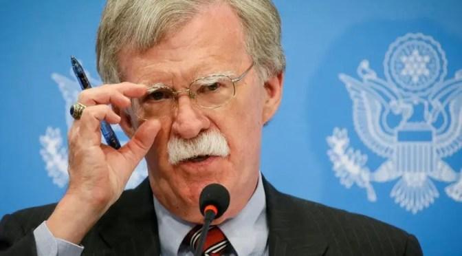 EEUU: John Bolton u «otro más que muerde el polvo»