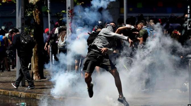 De la rabia popular a la alternativa revolucionaria