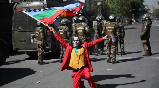 Chile: la nación insurrecta y el fin de los tiempos