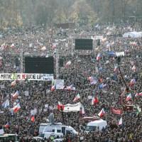 Masivas protestas en Praga contra el Gobierno derechista de Babis