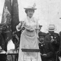 """La crítica de la democracia burguesa en Rosa Luxemburgo """"El golpe de martillo de la revolución"""""""