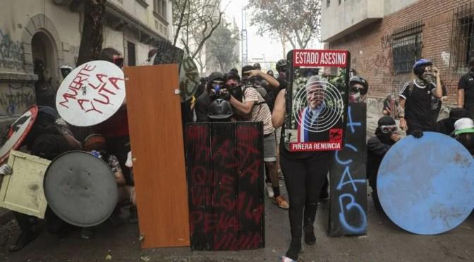 Un mes de insurrección en Chile