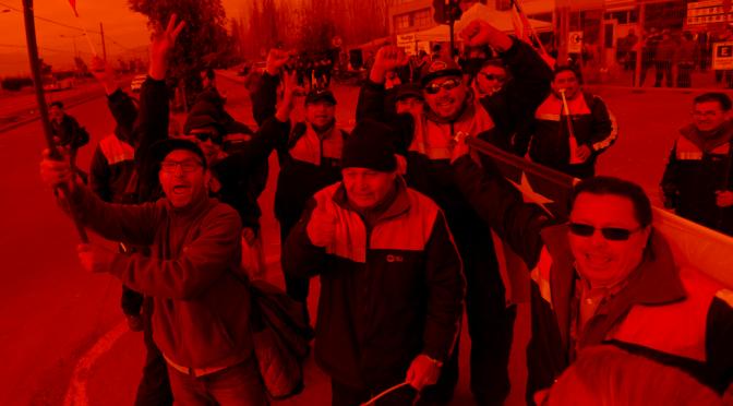 Alzamiento popular: escenario para resolver el conflictop social