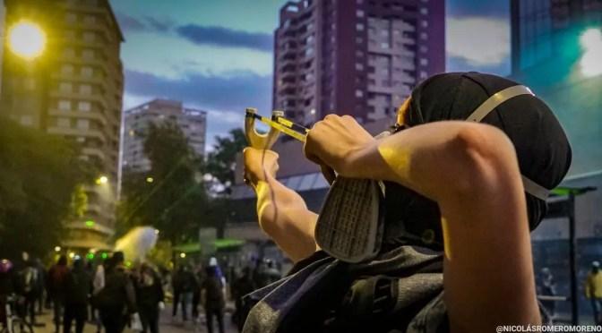 25N: la resistencia de las mujeres en primera línea