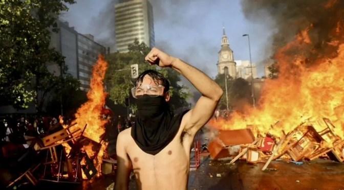 Se abren las puertas de una nueva fase de la Revolución Mundial