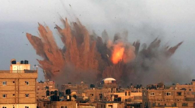 Palestina: el sionismo ha hecho de Gaza un infierno